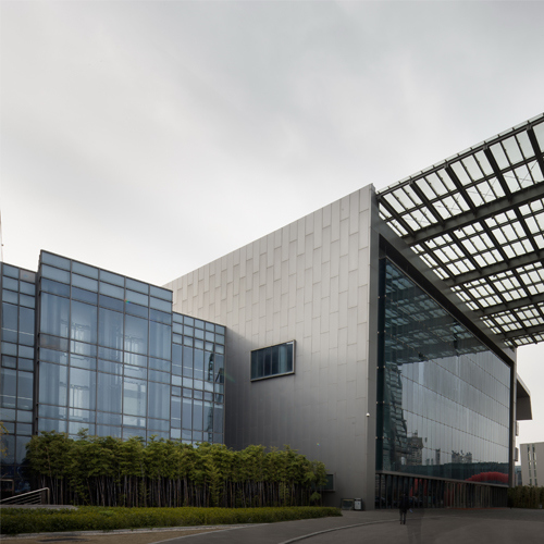 Structural Glass Curtain Walls-China Company